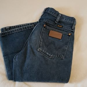 Vintage made in USA Wranglers